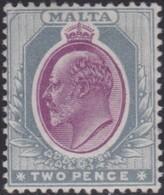 Malta     .   SG  .     40       .    *  .     Mint-hinged    .   /    .   Ongebruikt - Malta (...-1964)