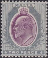 Malta     .   SG  .     50      .    *  .     Mint-hinged    .   /    .   Ongebruikt - Malta (...-1964)