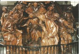 Lokeren  St Laurentiuskerk Predikstoel 1 - Lokeren