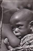 CONGO BELGE / RUANDA / ENFANT WATUTSI AU SEIN DE SA MERE - Rwanda