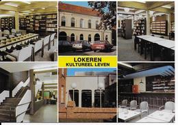 555/6 Lokeren  Stadsbibliotheek - Lokeren