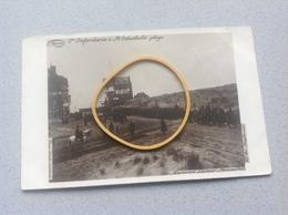 Infanterie St Idesbald Plage Militaire Militaria Photo - Cartes Postales