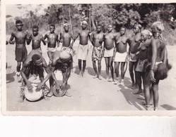 OUBANGUI / DANSES ALI/ JEUNES FILLES SEINS NUS - Congo Belge - Autres