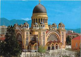 PATRAS - Eglise Saint André - Lirche - Church - Chiesta - Grèce