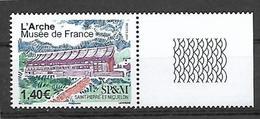 SP & M 2019 - Yv N° 1217 ** - L'Arche Musée De France - St.Pierre & Miquelon