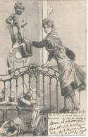 Brussel - Bruxelles - Manneken Pis - L'Ami Des Laitières - E.G. Série 2 No 6 - 1904 - Monuments