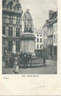 Halle - Hal - Statue Servais - 1901 - Halle
