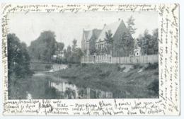 Halle - Hal - Pont-Canal - Ed. VED 430 - 1904 - Halle