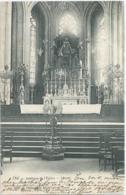 Halle - Hal - Intérieur De L'Eglise - L'Autel - No 2663 Héliotypie De Graeve - 1905 - Halle
