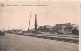 Houdeng-Goegnies - Les Etabl. SANIBEL - Les Ateliers Charlez & Co - Edit. Eug. Pilette - La Louvière