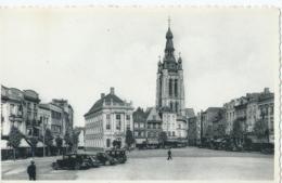 Kortrijk - Courtrai - Grote Markt En St-Maartenskerk - Ern. Thill. No 30 - 1961 - Kortrijk