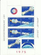 POLONIA YVERT H/B 68    MNH  ** - Espacio