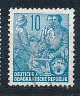 DDR Mi. 578 A Gest. Fünfjahrplan Bauer Handwerker - DDR
