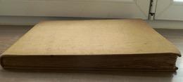 Classeur Mondain De 1904 à 1906 - 1500 Images - Découpe De Presse - Sérigraphie - SUPERBE - SUPERBE - A Voir  Les Scans - Documents Historiques