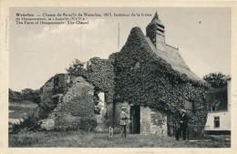 CPA - Belgique - Waterloo - Intérieur De La Ferme De Hougoumont - Waterloo