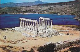 CAPE SOUNION - The Temple Of Poseidon - Le Temple De Poseidon - Grèce