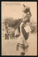 TYPE INDEGENE DU MAYUMBE - Congo Belge - Autres