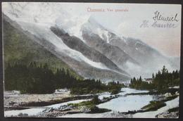 CHAMONIX Vue Générale - Chamonix-Mont-Blanc