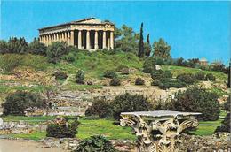 ATHENES - ATHENS - Le Theseion (Temple D'Hephaistos) - Grèce