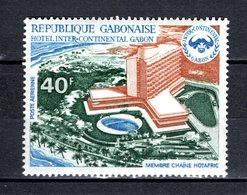 GABON PA N° 127  NEUF SANS CHARNIERE COTE  1.00€  HOTEL - Gabon (1960-...)