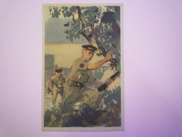 2019 - 1274  SERIE ARMEMENTS  N°36  FUSILIERS MARINS   - 1939-45