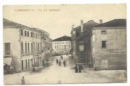 ITALIE - CAMISANO - Via XX Settembre - CPA - Italie