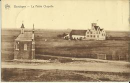 Wenduyne -- La Petite Chapelle.    ( 2 Scans ) - Wenduine