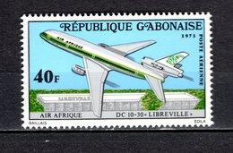 GABON PA N° 138  NEUF SANS CHARNIERE COTE  3.00€  AIR AFRIQUE    VOIR DESCRIPTION - Gabon (1960-...)