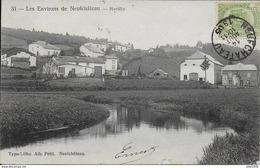 MARTILLY ..-- Le Village . La Vierre . 1905 De NEUFCHATEAU Vers PARIS . Voir Verso . - Herbeumont