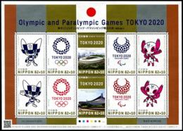 Japan (2019) - MS - / Olympic Games Tokyo 2020 - Zomer 2020: Tokio