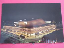 Pays-Bas - Rotterdam - De Doelen - Concert En Congresgebouw - Scans Recto-verso - Rotterdam