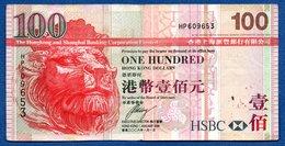 Hong-Kong - 100 Dollars  1/1/2006   -  -  état  TTB - Hong Kong