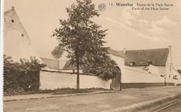 CPA - Belgique - Waterloo - Ferme De La Haie-Sainte - Waterloo