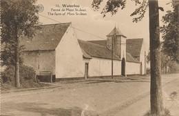 CPA - Belgique - Waterloo - Ferme De Mont St-Jean - Waterloo