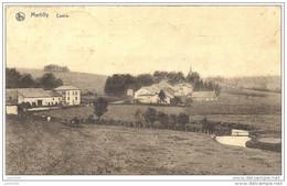 MARTILLY ..--   Centre . 1921 Vers VILLERS LE GAMBON . Voir Verso . - Herbeumont