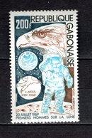 GABON PA N° 149  NEUF SANS CHARNIERE COTE  2.75€  ESPACE - Gabon (1960-...)