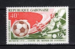 GABON PA N° 152  NEUF SANS CHARNIERE COTE  0.75€  FOOTBALL - Gabon (1960-...)