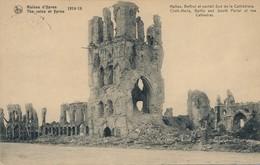 CPA - Belgique - Ieper - Ypres - Ruines - Ieper