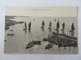 Brigneau Près Moëlan N°114 - Le Port - Carte Animée, Non-circulée - Moëlan-sur-Mer
