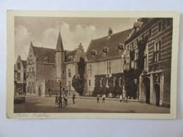Pays-bas - Carte Postale Balans Middelburg - Carte Animée, Non-circulée - Middelburg
