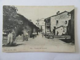 Allinges (Haute-Savoie) N°564 - Village Des Allinges - Carte Précurseur Animée, Non-circulée - France
