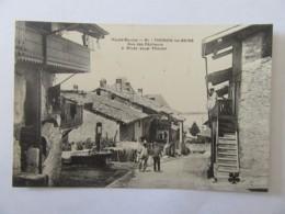 Thonon-Les-Bains N°91 - Rue Des Pêcheurs à Rives-Sous-Thonon - Carte Animée, Non-circulée - Thonon-les-Bains