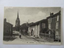 Vittel N°72 - Le Village - Maréchalerie - Carte Animée, Non-circulée - Vittel Contrexeville