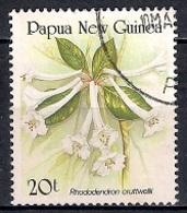 Papua New Guinea 1989 - Rhododendrons - Papúa Nueva Guinea