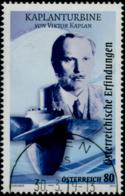 Austria 2019 Kaplan Turbine-Viktor Kaplan GESTEMPELT/USED/O - 1945-.... 2. Republik