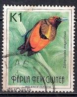 Papua New Guinea 1992 - Birds Of Paradise - Papúa Nueva Guinea