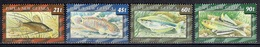 Papua New Guinea 1993 -  Freshwater Fish Mint - Papúa Nueva Guinea