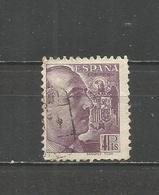 ESPAÑA GENERAL FRANCO SANCHEZ TODA EDIFIL NUM. 877 USADO - 1931-Hoy: 2ª República - ... Juan Carlos I
