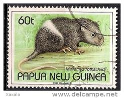 Papua New Guinea 1993 - Mammals - Papúa Nueva Guinea