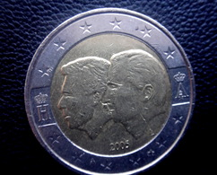 Belgium - Belgique - Belgien - België 2 EURO 2005  Commemorative-CIRCULEET  COIN - België